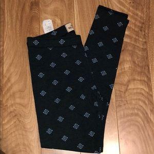 Hollister Printed leggings
